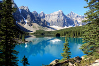BANFF and YOHO NATIONAL PARKS in CANADA